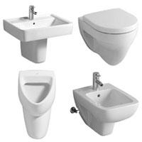 Waschtisch/WC/Bidet/Urinal