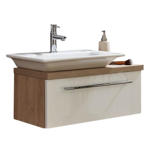 puris for guests waschtisch mit unterschrank set fg60 08. Black Bedroom Furniture Sets. Home Design Ideas