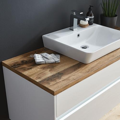 Puris unique waschtisch mit unterschrank pu 063 wt wtu for Waschtisch mit unterschrank 120 cm