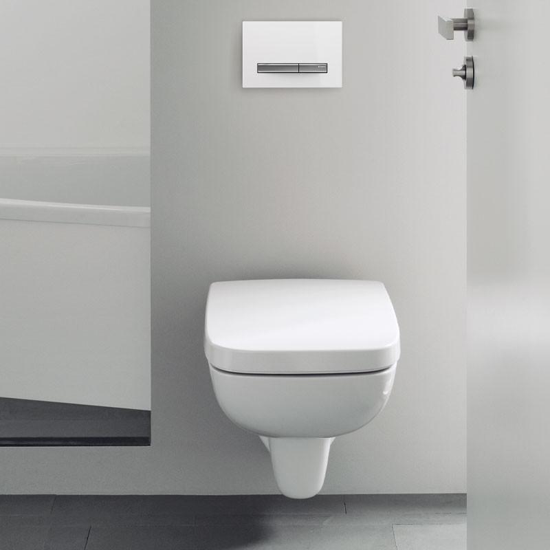 Geberit Renova Compact Wand-WC (GE-206145000)