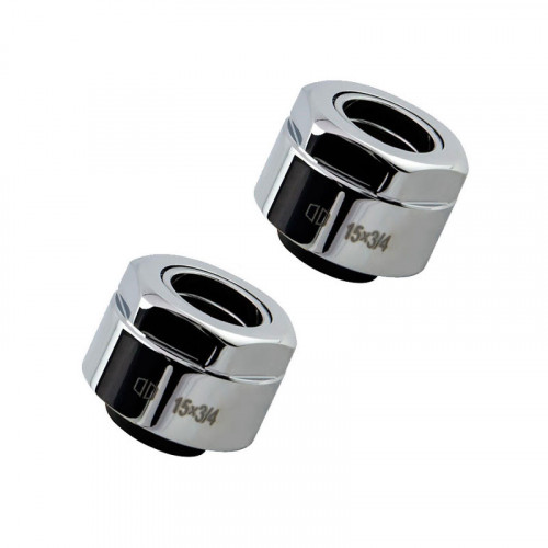 HSK Designheizkörper Klemmverschraubung - Set für Kupfer-Rohre