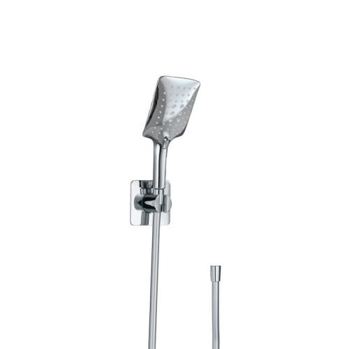 HSK Shower und Co Brausegarnitur mit Wandhalter Set