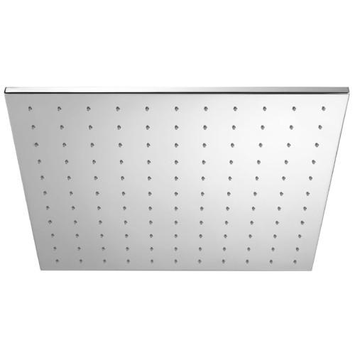 HSK Shower und Co Kopfbrause Eckig, flach, 40 x 40 cm