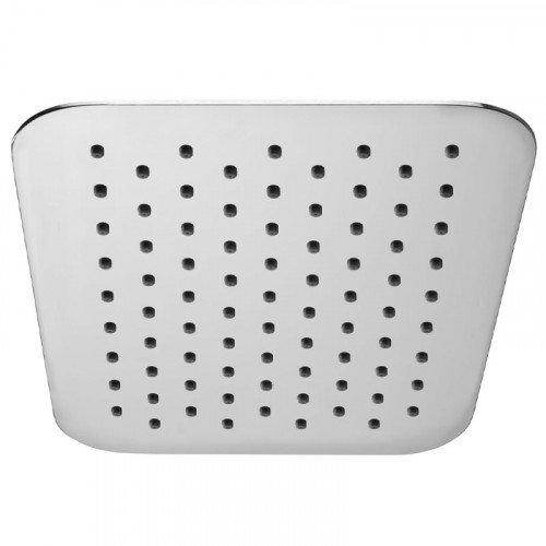 HSK Shower und Co Kopfbrause Eckig, super-flach, 25 x 25 cm