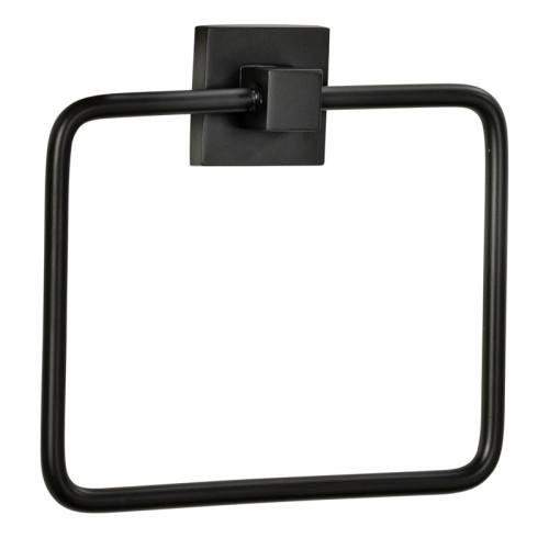 Fackelmann Accessoires Handtuchhalter / Handtuchring