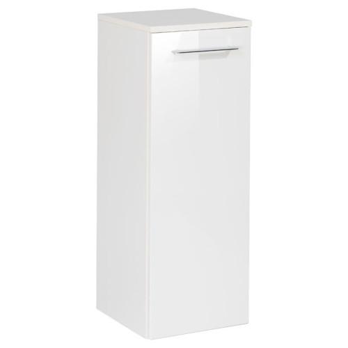 Fackelmann B.perfekt Highboard - 30,5 cm Weiß