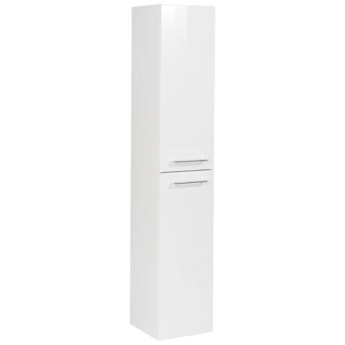 Fackelmann B.perfekt Hochschrank - 30 cm weiß