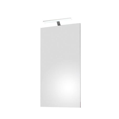 Laguna Flächenspiegel mit LED Aufbauleuchte 40 cm