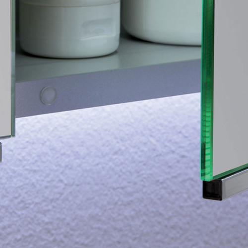 Laguna Zubehör Griff - Block für Doppelspiegeltür