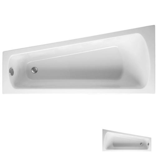 Mauersberger Ascea Raumspar Badewanne 175 cm rechts