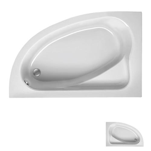 Mauersberger Aspera Eck Badewanne 150 rechts