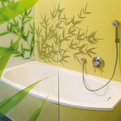 Mauersberger Bombax Kompakt Badewanne 170x75 links Ambiente