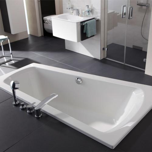 Mauersberger Senecio Raumspar Badewanne 170 rechts Milieu