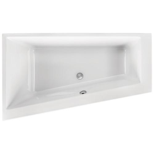 Schröder Wannentechnik Raumspar-Badewanne 170 cm