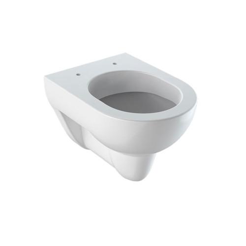 Geberit Renova Compact Wand-WC verkürzte Ausladung 48cm, weiß