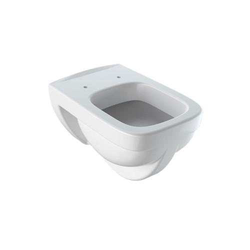 Geberit Renova Plan Wand-WC weiß, KeraTect