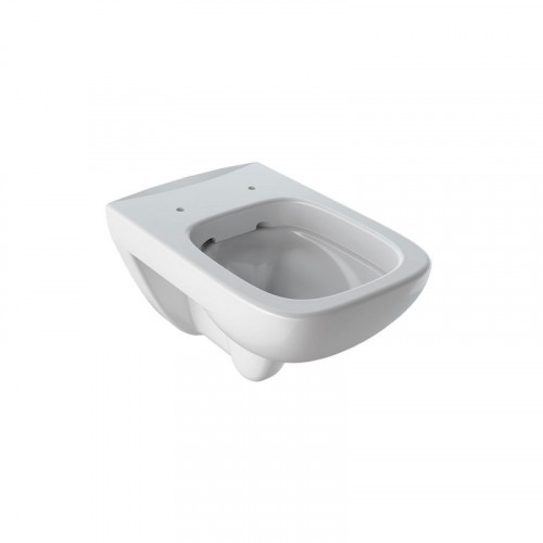 Geberit Renova Plan Wand-WC Rimfree, weiß