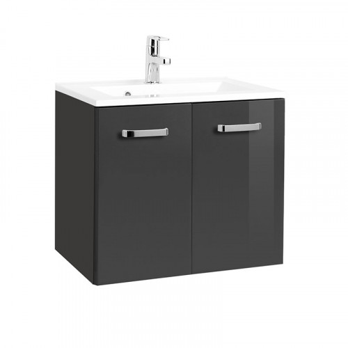 Held Möbel Bologna Waschtisch mit Unterschrank - 80 cm