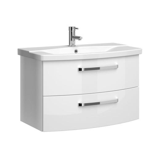 Pelipal Fokus 4010 Waschtisch mit Unterschrank Set 3