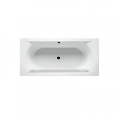Riho Badewannen Rechteck-Lima - Acryl - 150 x 70 cm, 80 Liter, Weiß