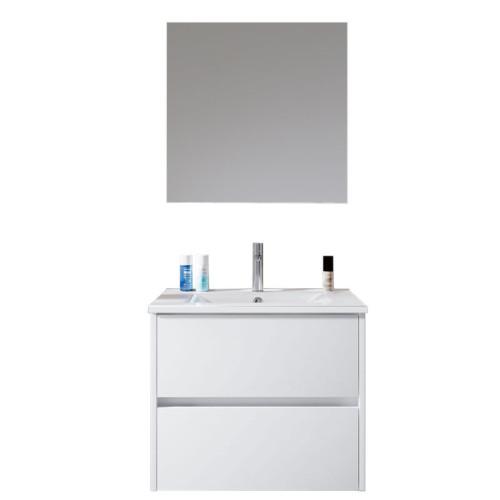 Riho Porto Wave Badmöbel Set - 61 cm weiß