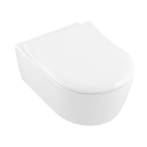 Villeroy und Boch Avento WC-Set Combi-Pack