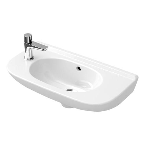 Villeroy und Boch O.novo Wandwaschtisch / Handwaschbecken Compact - 50 cm