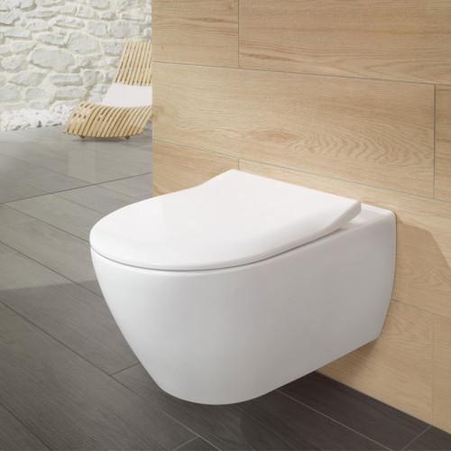 Villeroy und Boch Subway 2.0 WC-Set Combi-Pack Ambiente