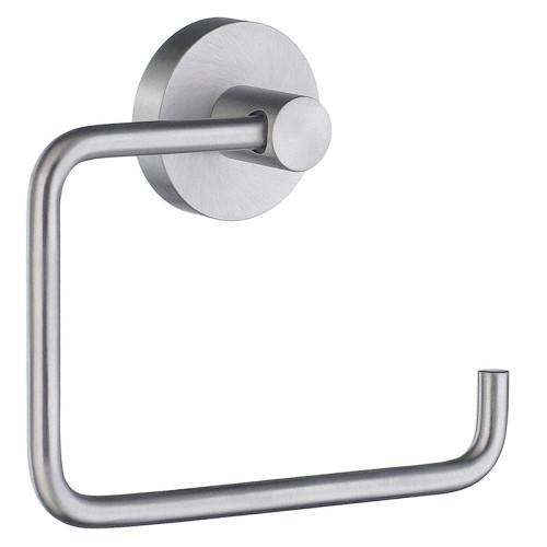 Smedbo HOME Papierrollenhalter / Toilettenpapierhalter - Mattverchromt