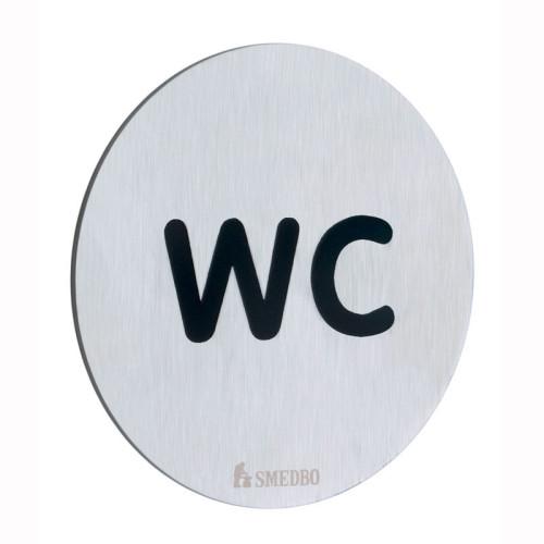 Smedbo XTRA WC Schild WC
