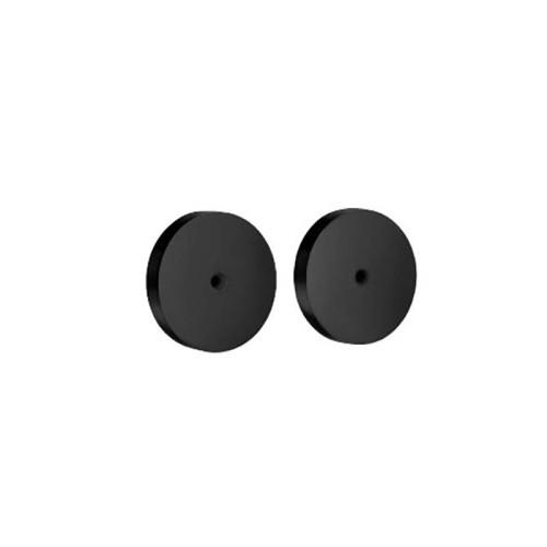 Smedbo XTRA Adapter zum Kleben, schwarz
