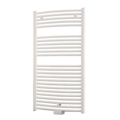 Corpotherma Eco-Swing Röhrenheizkörper gebogen - weiß, ECS-1121-700