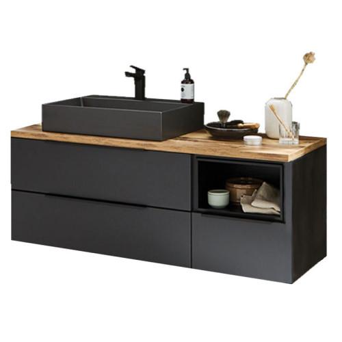 Puris Aspekt Waschtisch mit Unterschrank - 120 cm