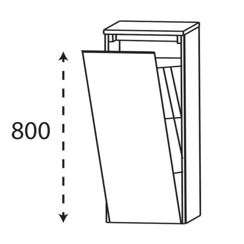Puris Unique Highboard - 42 cm
