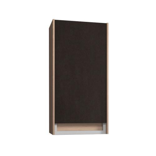 Puris Unique Oberschrank 30 cm mit 1 Tür inkl. Abdeckplatte