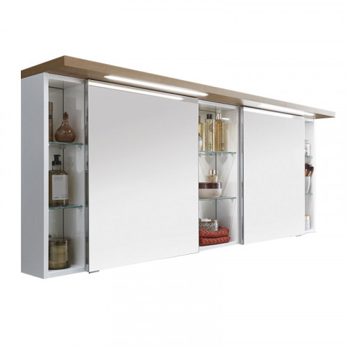 Puris Unique Spiegelschrank - 170 cm