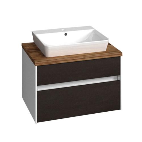 Puris Unique Waschtisch mit Unterschrank Set 1 - 70 cm