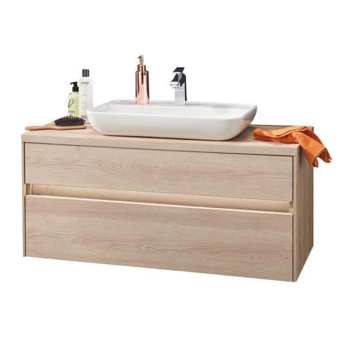 Puris Unique Waschtisch mit Unterschrank Set 2 - 100 cm