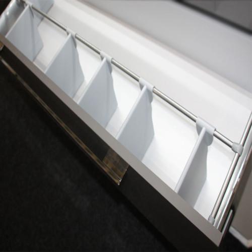 Puris Zubehör Einteilung - Ordnungssystem - für 100 cm Schrankbreite