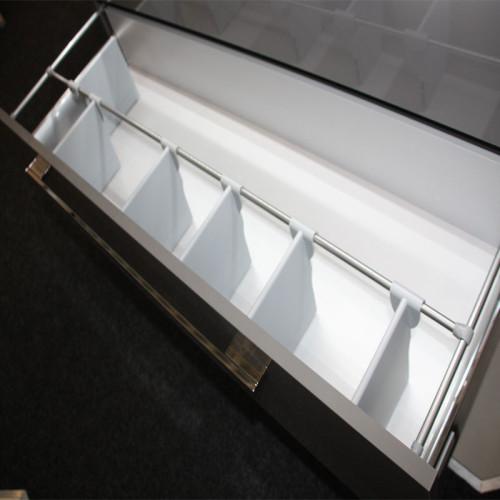 Puris Zubehör Einteilung - Ordnungssystem - für 120 cm Schrankbreite