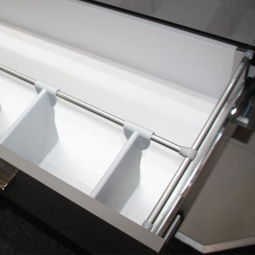 Puris Zubehör Einteilung - Ordnungssystem - für 30 cm Schrankbreite