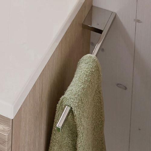 Puris Zubehör Handtuchhalter chrom glänzend