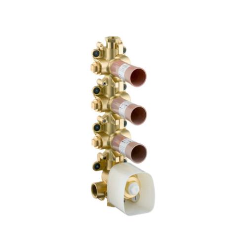 Axor Zubehör UP bzw. Grundkörper für Thermstatmodul 360/120 Unterputz