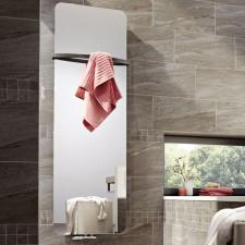 HSK Designheizkörper Flächenheizkörper Softcube - Spiegelfront klar
