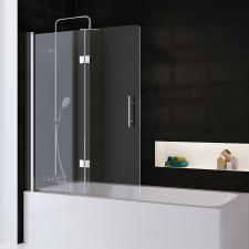 HSK Favorit Nova Badewannenaufsatz 2 bewegliche Elemente