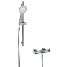 HSK Shower und Co Duschsystem / Shower Set 1.01 Rund
