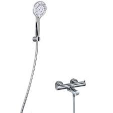 HSK Shower und Co Duschsystem / Shower Set 1.09 Rund