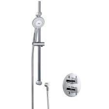 HSK Shower und Co Duschsystem / Shower Set 1.22 Rund variabel