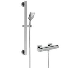 HSK Shower und Co Duschsystem / Shower Set 2.01 mit Safetouch-Thermostat-Armatur