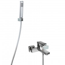 HSK Shower und Co Duschsystem / Shower Set 3.09 Eckig